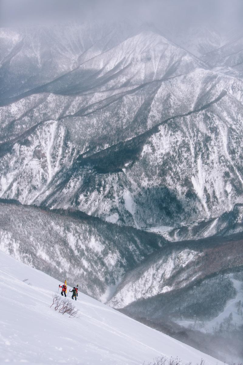 mountain range across valley from mount kurodake hokkaido japan.jpg