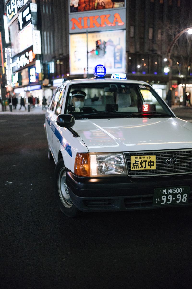 taxi cab downtown sapporo japan.jpg