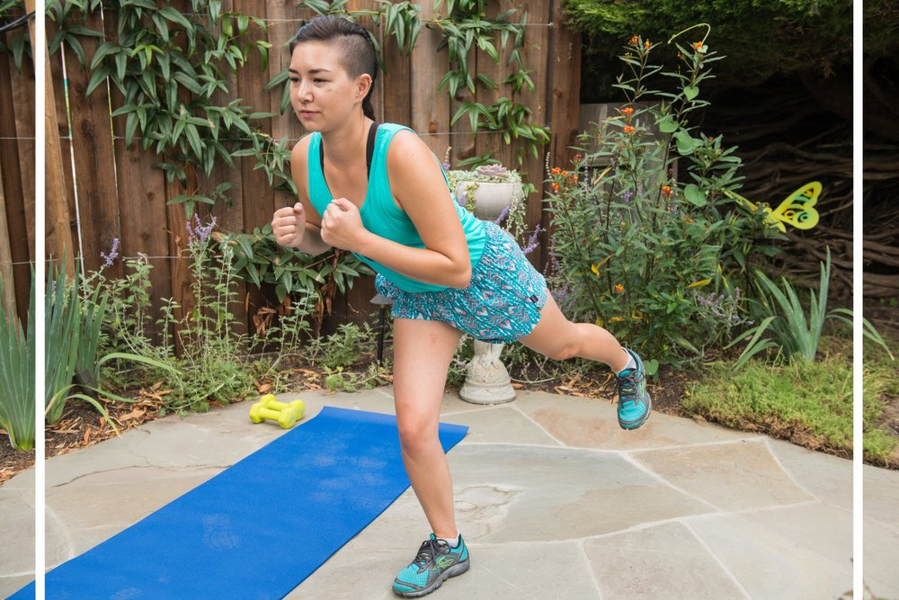 It's Never Too Late (Or Early) To Get Summer Fit! - by NAOMI TAKATA SHEPHERD