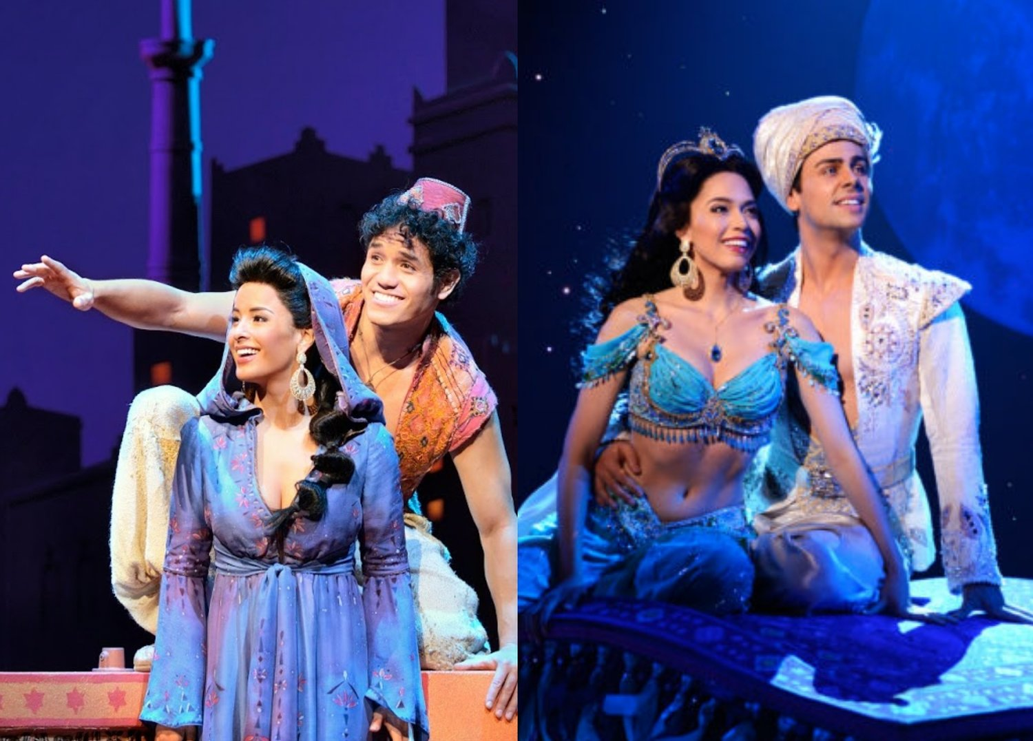 eed413af40 Catching Up With Aladdin's Hapa Leading Ladies Courtney Reed And Arielle  Jacobs — Hapa Mag