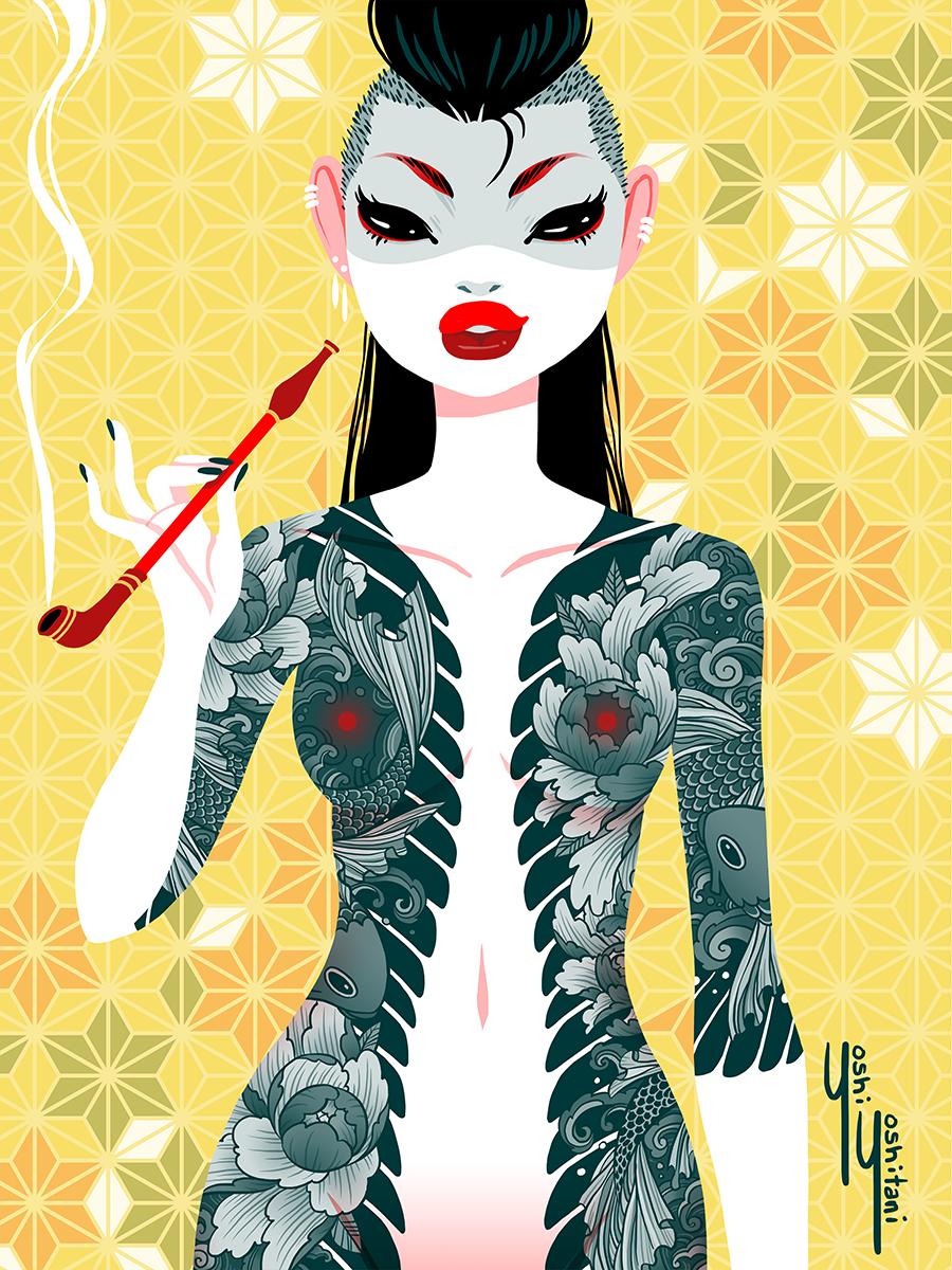 A Mythmaker at Work  - By Melissa Slaughter