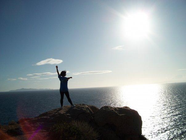 Melissa and the Aegean Sea