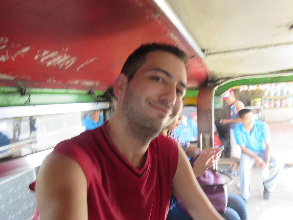 Jeepney time!