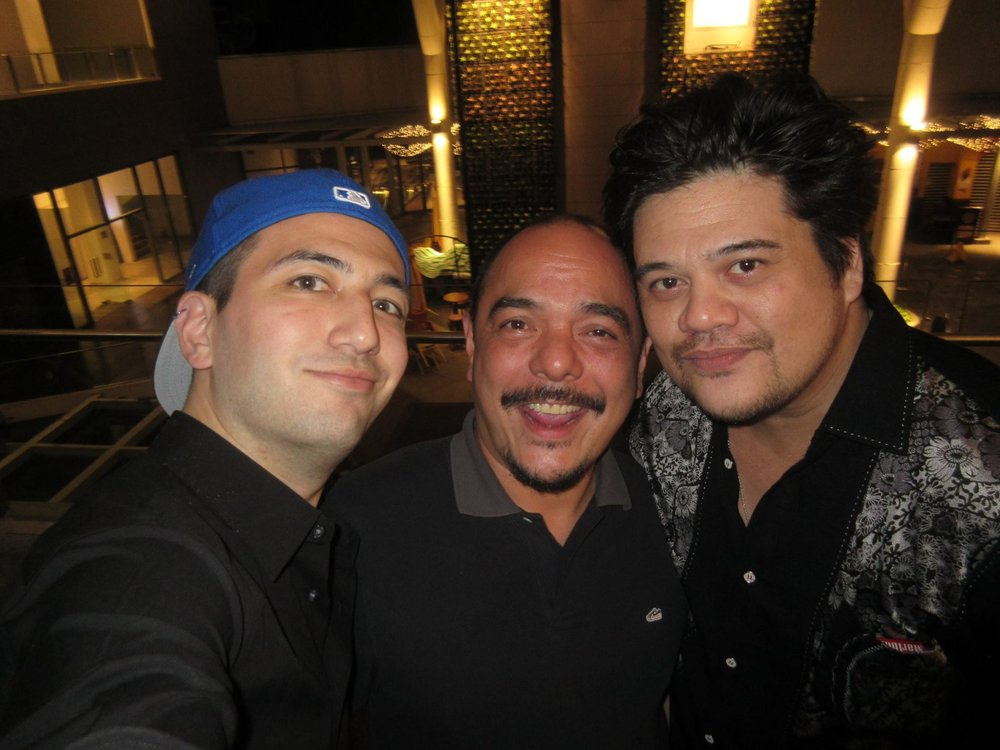 A proper night out in Manila with good friends.