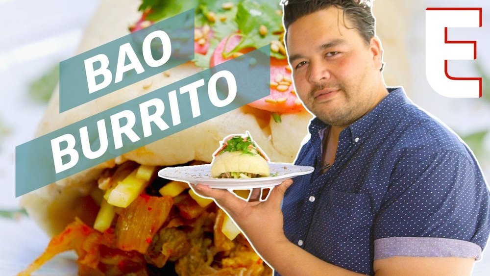 Clifford Endo Bao Burrito
