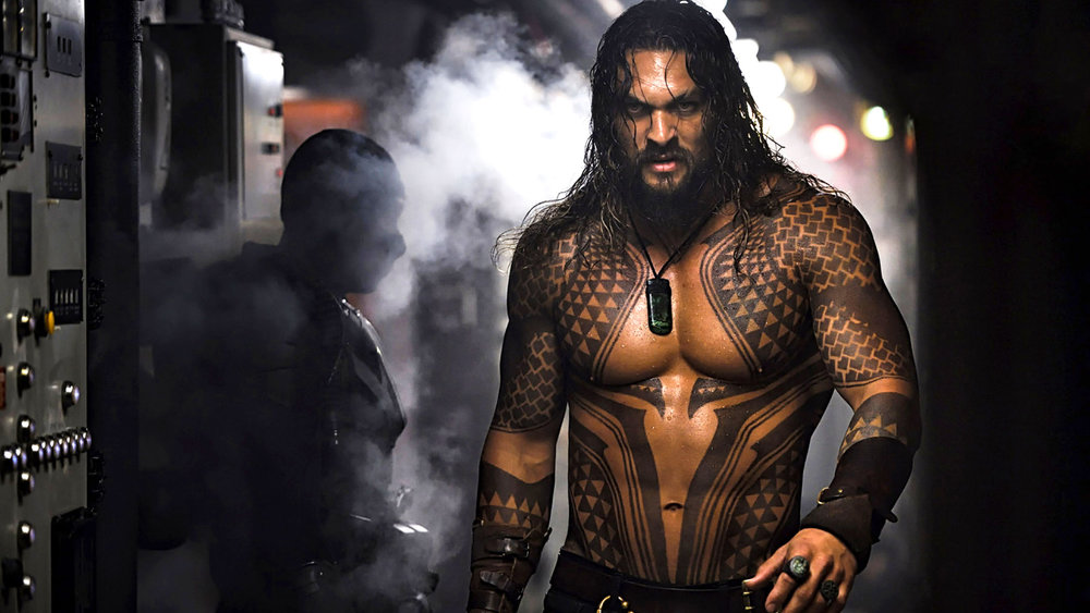 Jason Moma as Aquaman [Warner Bros]