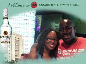 Bacardi Tour photo