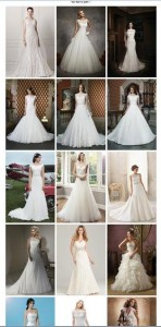 So many wedding gowns...how do I choose?!?!?!
