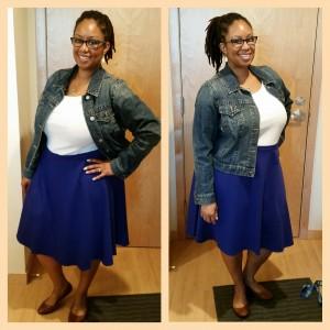 Eloquii Skirt