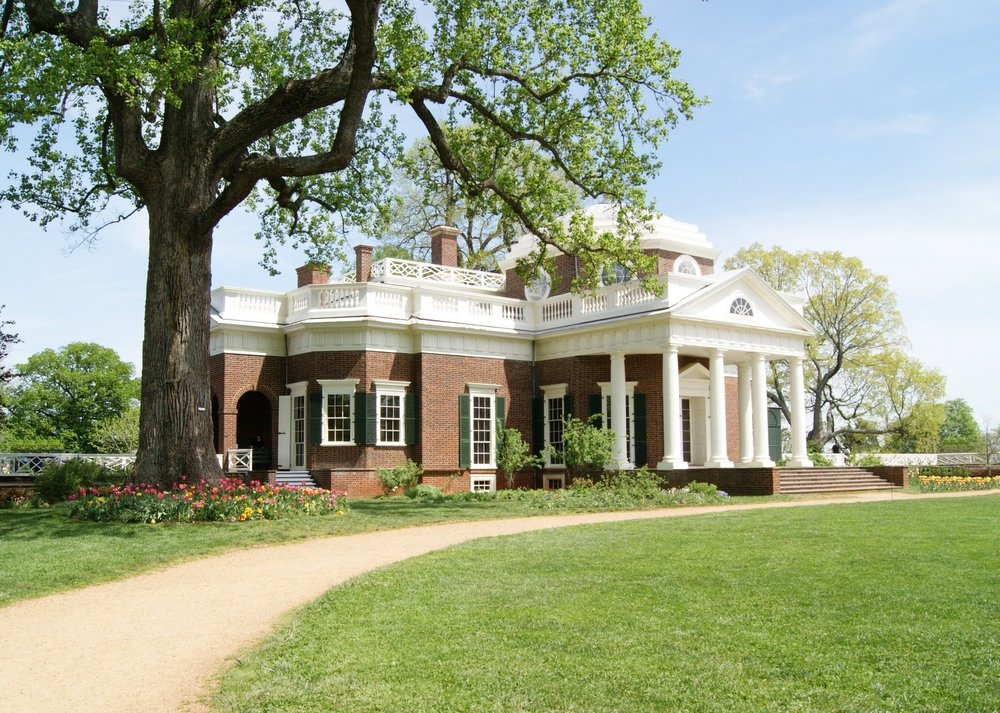 Thomas Jefferson's Poplar Forest - Here you're invited to go inside Thomas Jefferson's private retreat, the home of his most personal architectural creations and the site of his individual pursuit of happiness.1542 Bateman Bridge Road Forest, VA 24551(434) 525-1806