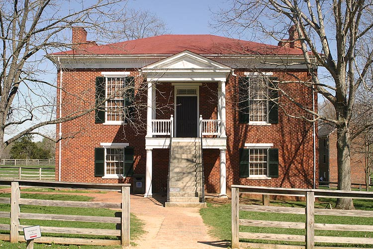 Appomattox Courthouse - The Battle of Appomattox Court House, fought on the morning of April 9, 1865 was one of the last battles of the American Civil War.Appomattox, VA 24522(434) 352-8987