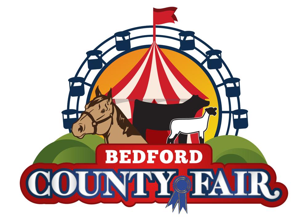 BEDFORD COUNTY FAIR  Sept. 28 - Oct. 1