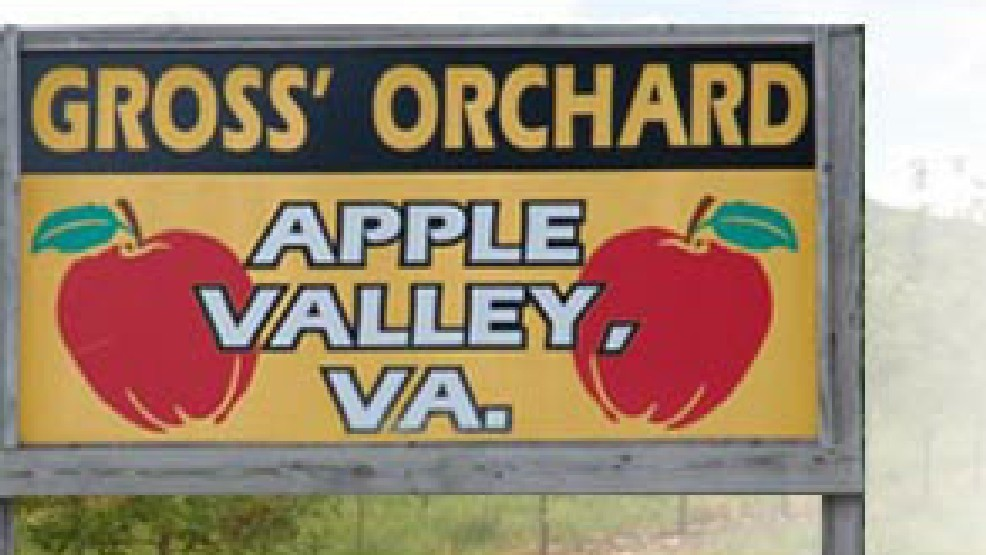 GROSS' ORCHARDS ANNUAL APPLE FESTIVAL  Oct. 21