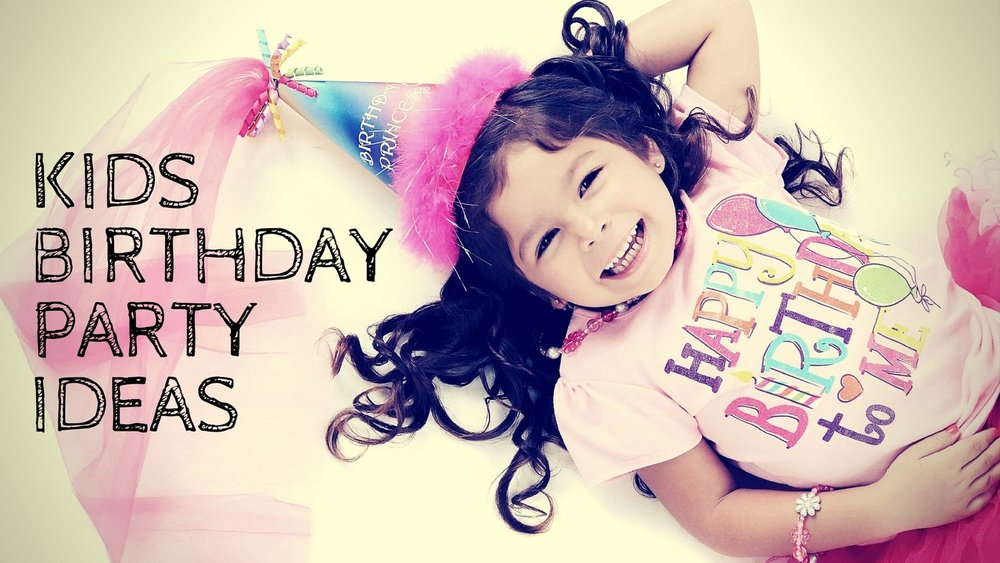 Kid's Birthday Party Ideas - Looking for the perfect place to have your child's next birthday party? Look no more!