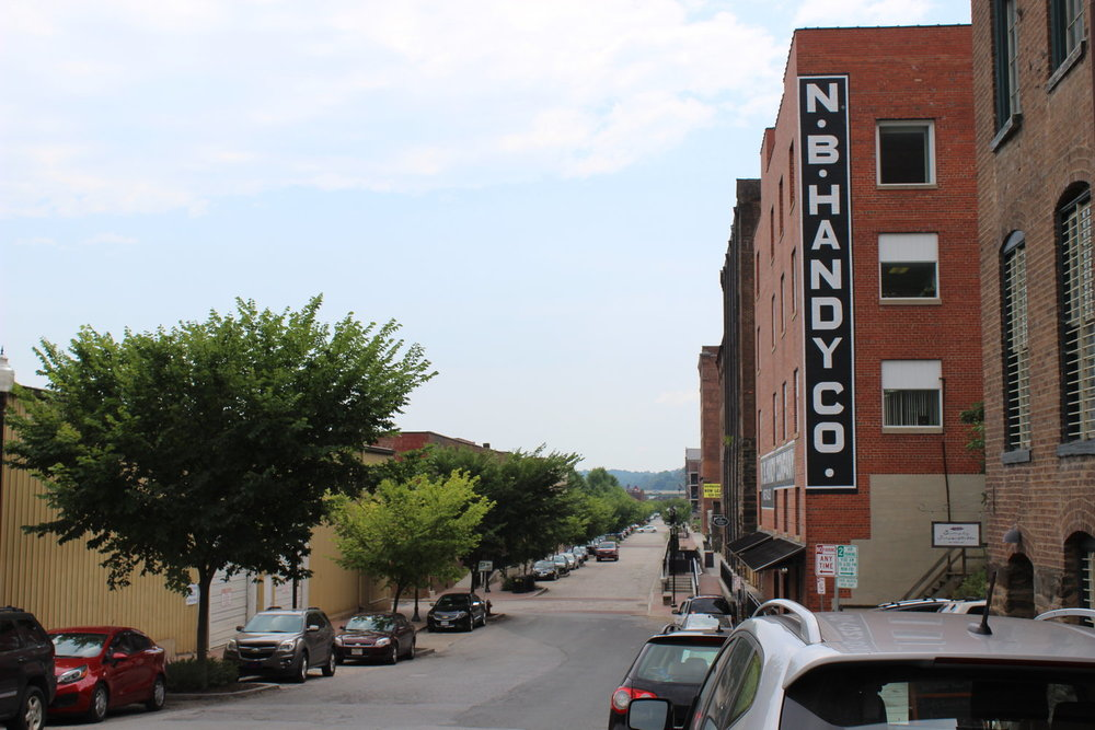 Rediscover Lynchburg: Jefferson Street - Downtown Lynchburg has grown so much in the past few years. Check out Jefferson Street if you haven't in awhile, you may be surprised by what you will find.