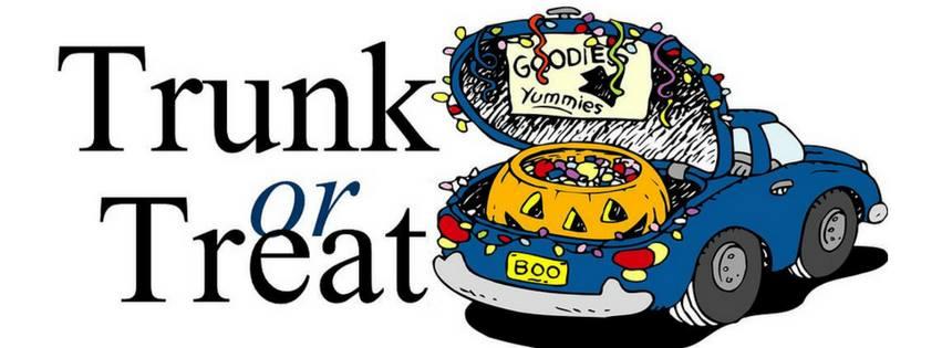 Trunk or Treat @ West Lynchburg Baptist Church - Date: Sat Oct 28Time: 6pm - 8pmAddress: 3031 Memorial Ave. Lynchburg, VA 24501
