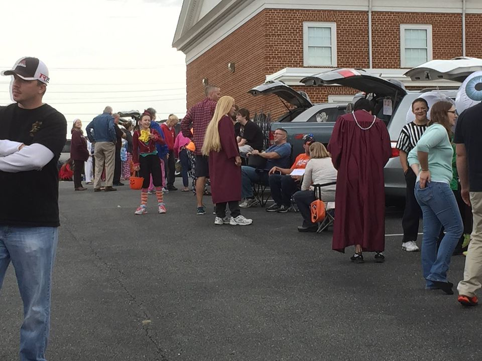 Trunk or Treat @ Madison Heights Baptist Church - Date: Sun Oct 29Time: 5pm - 7pmAddress: 329 Main St. Madison Heights, VA 24572