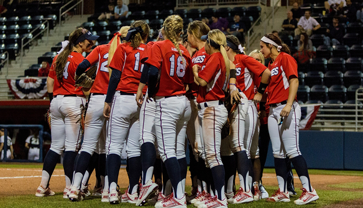 LIBERTY UNIVERSITY: FLAMES WOMEN'S SOFTBALL