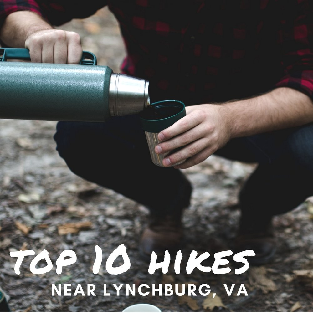 hiking-lynchburg-va