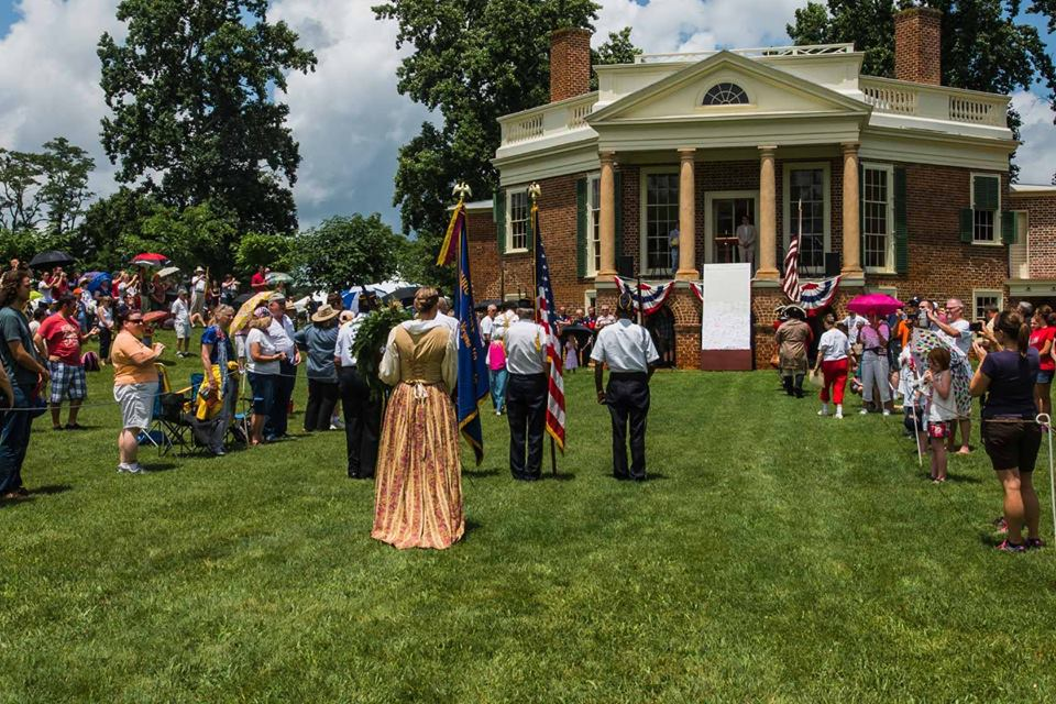 poplar forest fourth of july