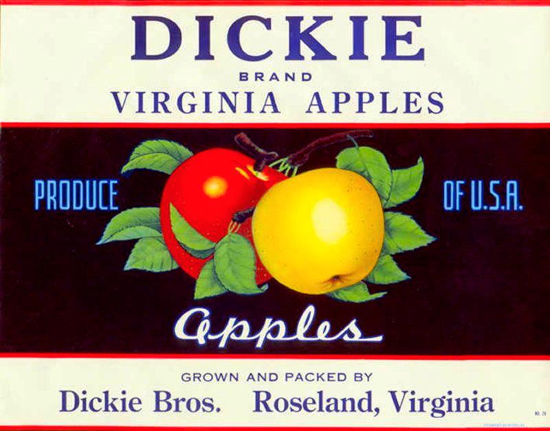 Dickie Brothers Orchard - 2685 Dickie RoadRoseland, VA 22967