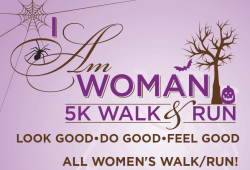 I AM Woman 5k - Saturday, October 27Lynchburg, VA