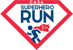 CASA Superhero Run - Saturday, November 3Percivals Island
