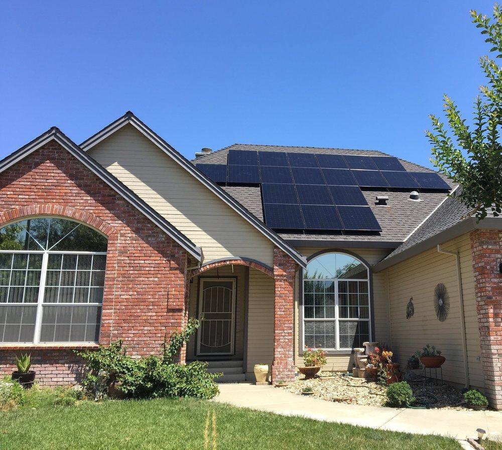 SunPower Solar Install Dixon Fred J.