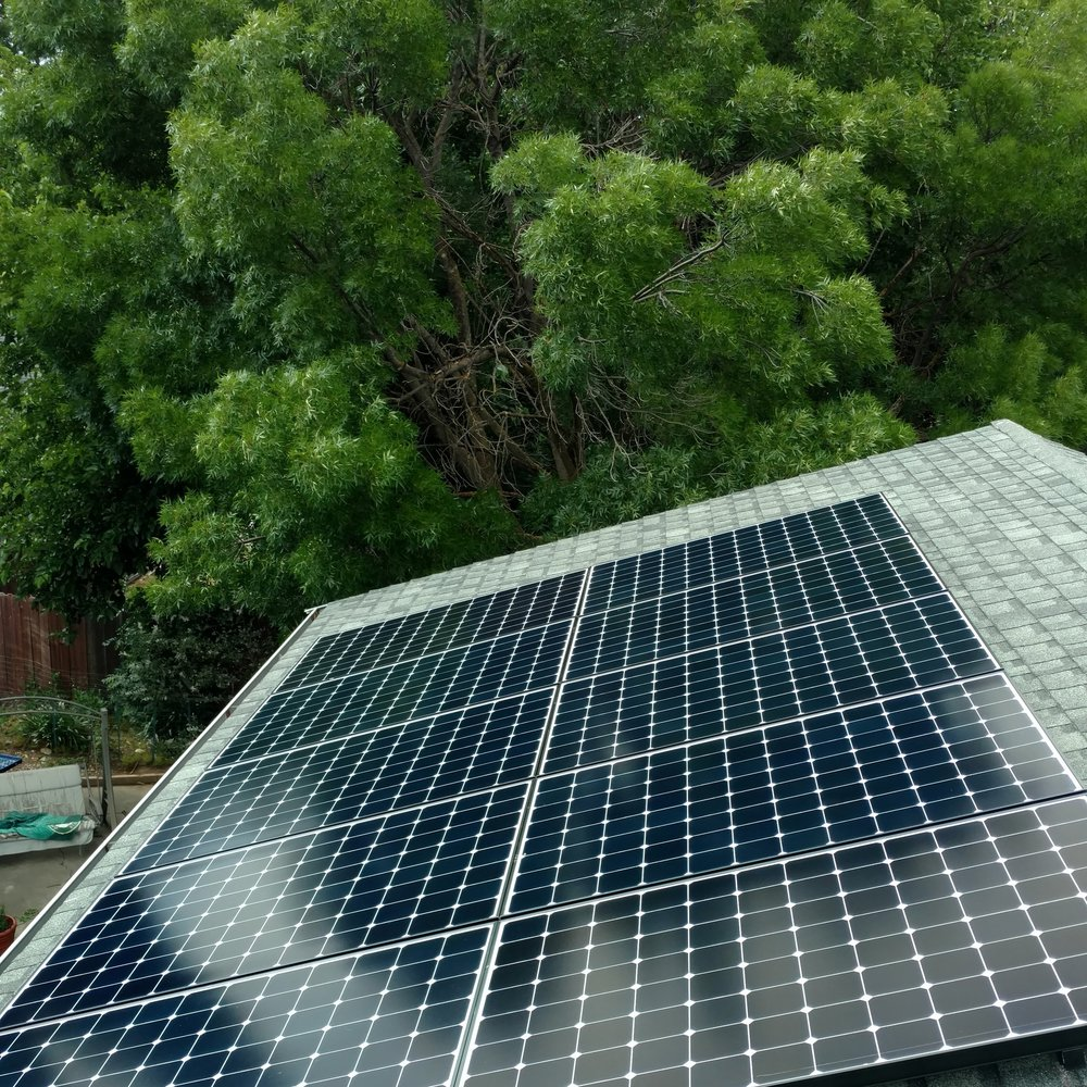 SunPower Solar Install Suisun Denise D.