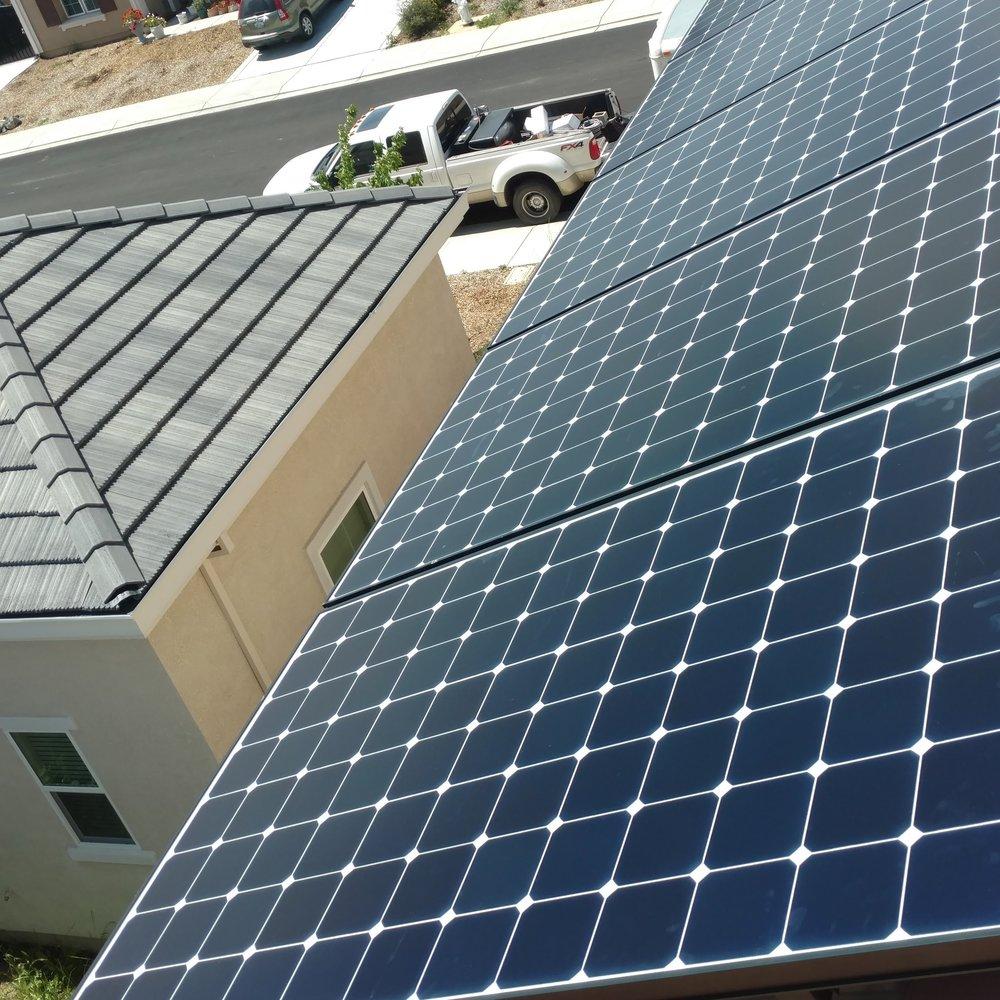 SunPower Solar Install Vacaville Armour