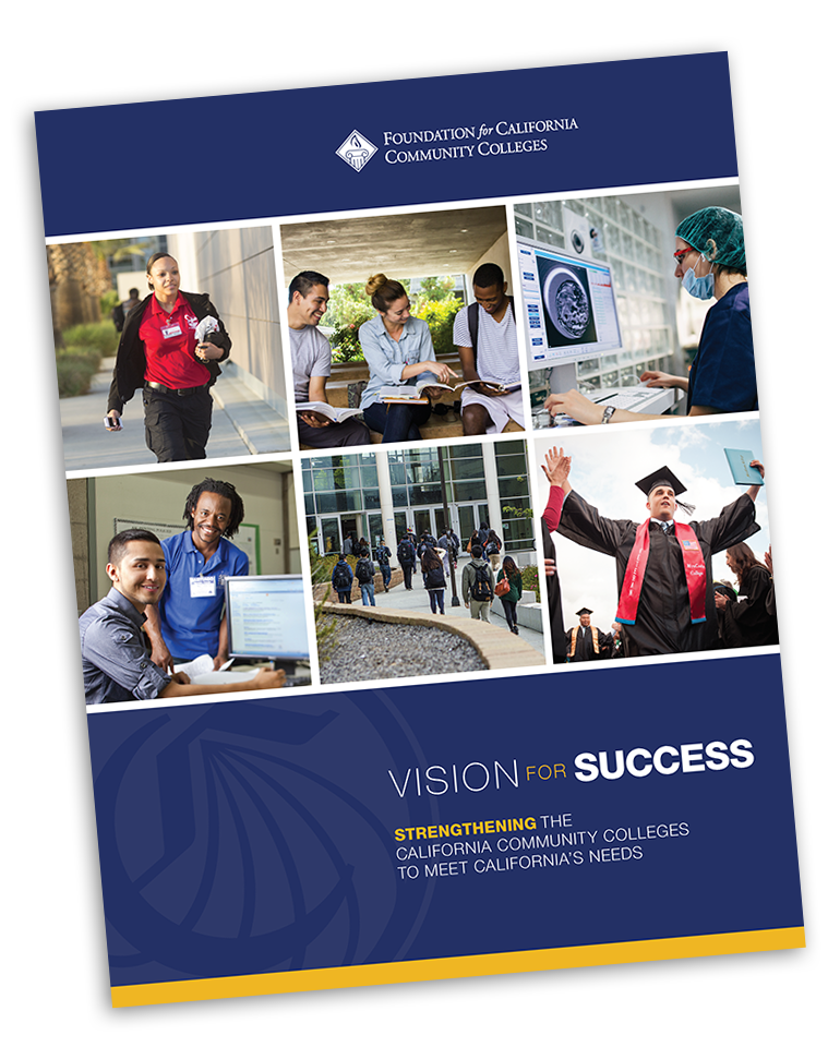 vision for success report cover