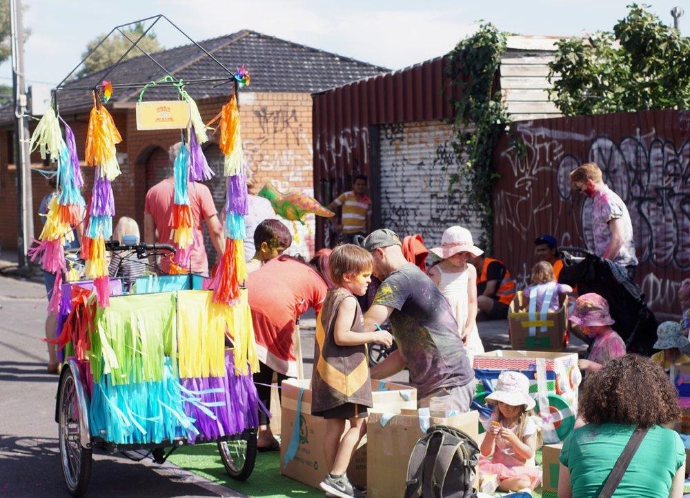 Horn OK Please West Footscray Festival of Colours - 9.jpg