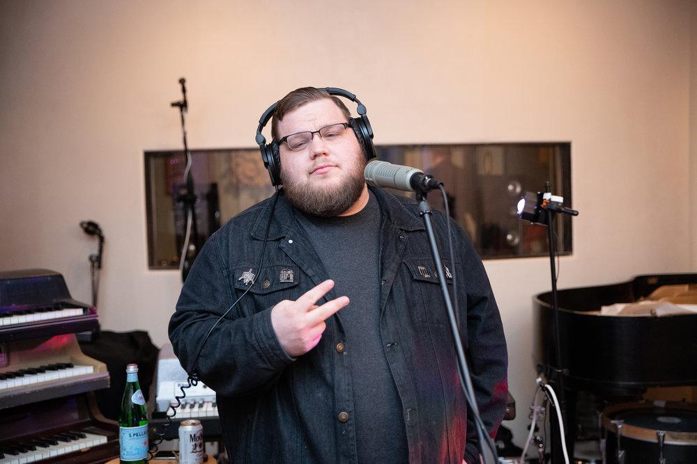 Nathan Pozen - Show Host