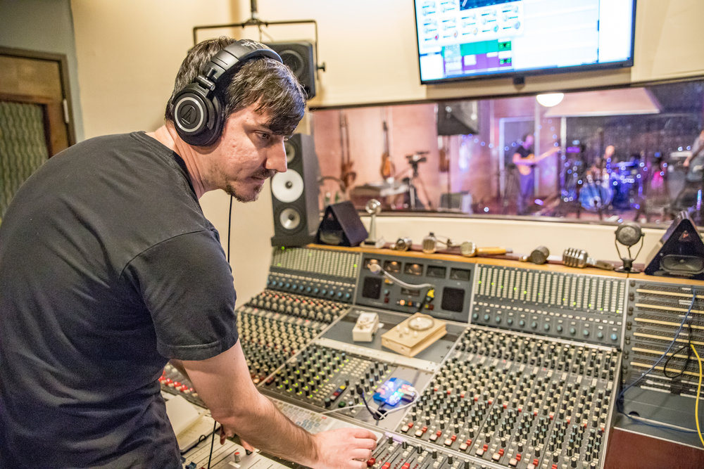 David McDonald - Audio Engineer, Co-ProducerWebsite