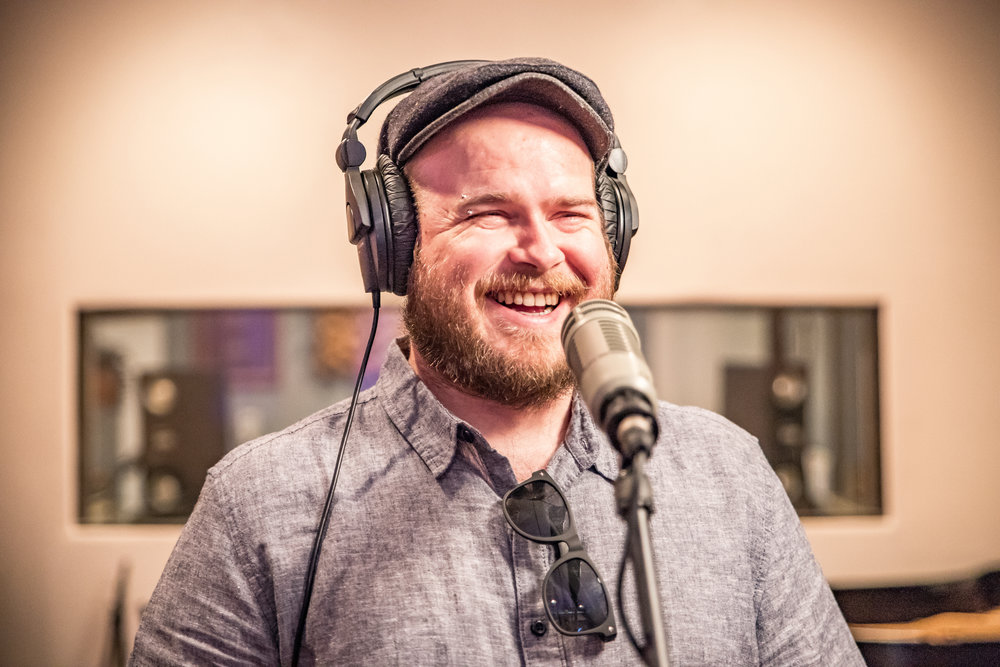 Tommy Pattison - Videographer, Show Host