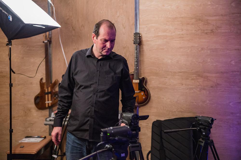 Jason Schaub - Videographer, Editor, Co-ProducerWebsite