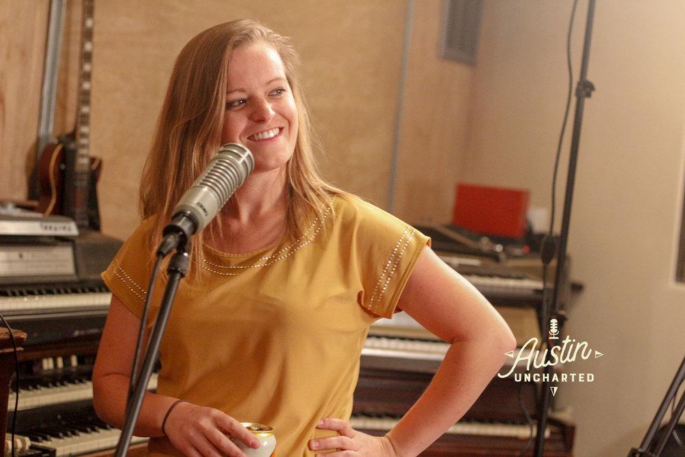 Megan Flechaus - Show HostWebsite