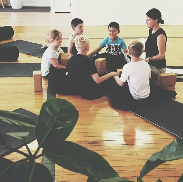 YOGA FOR KIDS // NEW LYNN TERM 3  We are still taking enrolments for our Term 3 Yoga for Kids hosted at our New Lynn studio.  Kids need better coping skills today because they have more to deal with than in the past.  During the 8 week course children will learn yoga poses through a series of fun games and flows, as well as learning to move their bodies with the breath and build strength while calming their minds and encouraging a sense of self-acceptance and understanding of others.  Each session will end with a guided meditation, with stories to give them ideas and tools to help deal with negative emotions like fear, anxiety and anger.  Tuesdays after school, 3.30 - 4.30pm $120 for 8 weeks This fun and playful introduction to yoga has been designed for children 6-10 years.  More info or to book head to our website: https://www.the-nest.co.nz/events/