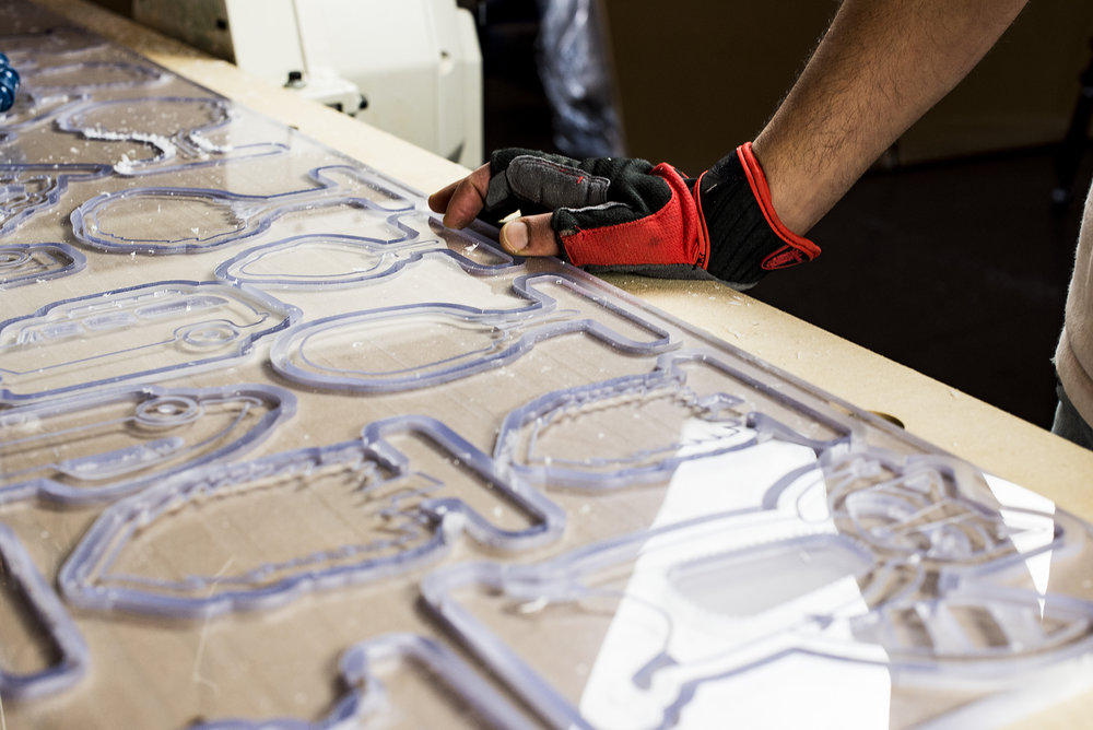 CNC Lexan Cutting and Fabrication Klo Lab in Vancouver.jpg