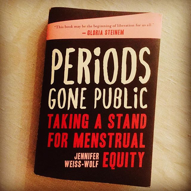 Proud to present great new book by our amazing boardmember Jennifer Weiss-Wolf. Please, order and read. @jenniferweisswolf @cyclesandsex @monki #sustainable #periodsarecool #ecofriendly #girlpower #yoni #yoga #menstruation #menstrualcup #menstrualcups #periods #periodtalk #menstruationmatters #uterus #breakthetaboo #periodpositive #periodproblems #periodblood #menstrualhealth #menstrualhygiene #PeriodEmpowerment #empoweringwomen #HappyPeriod #MenstrualEducation #zerowaste #yoniverse #padsforsex #menstrual #dayofthegirl #cyclesandsex #ecofriendlyproducts @florawis @madamegandhi @julesatto