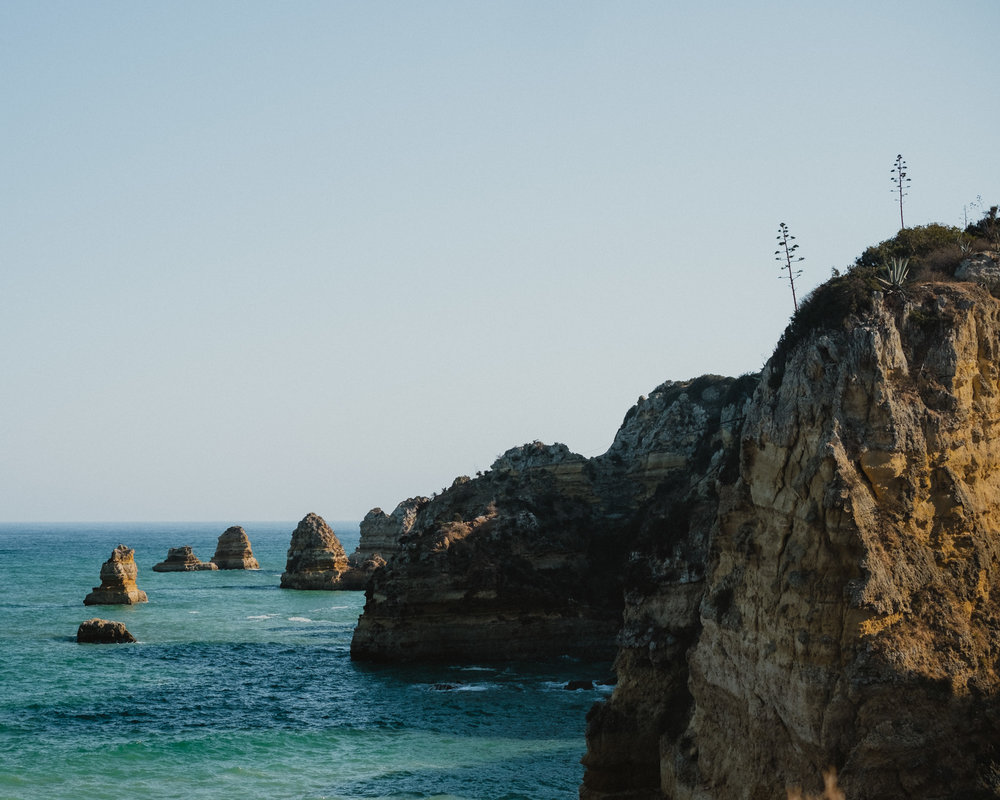 Praia Dona Ana.