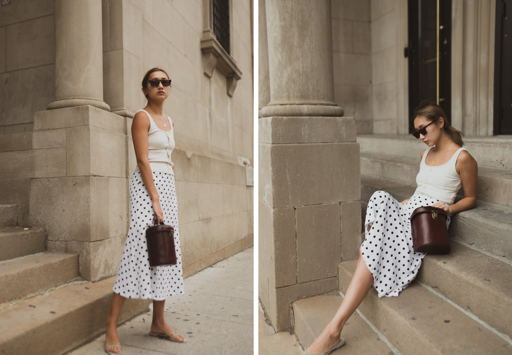 polka-dot-white-skirt