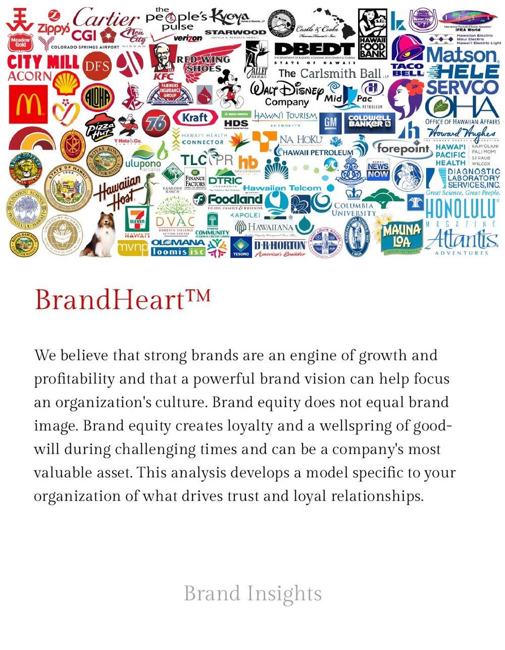 Brand Heart