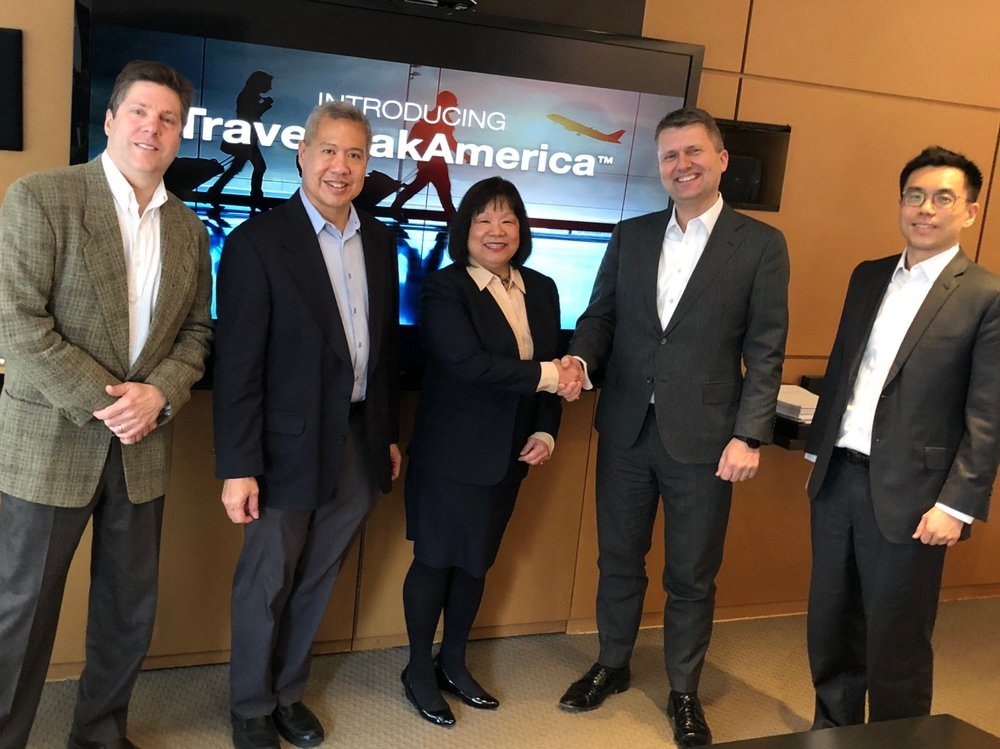 OmniTrak Announces TravelTrakAmerica in NYC