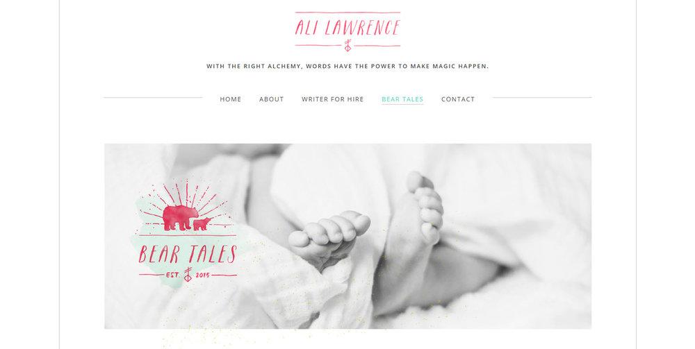 alilawrence.com