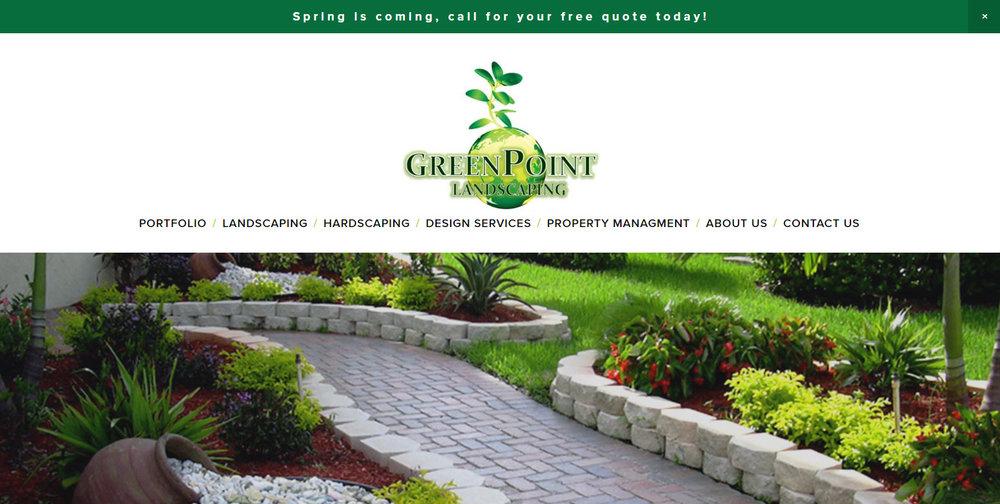 greenpointlawns.com