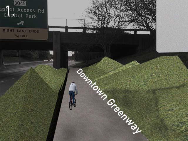 Greenway Underpass