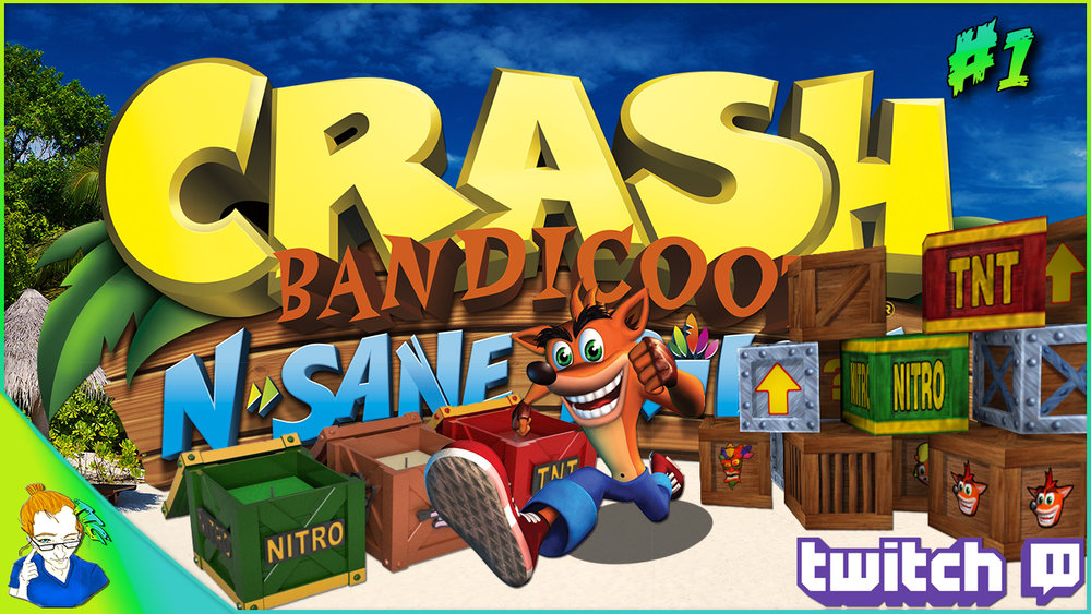 Crash Bandicoot Thumbnail #1 .jpg