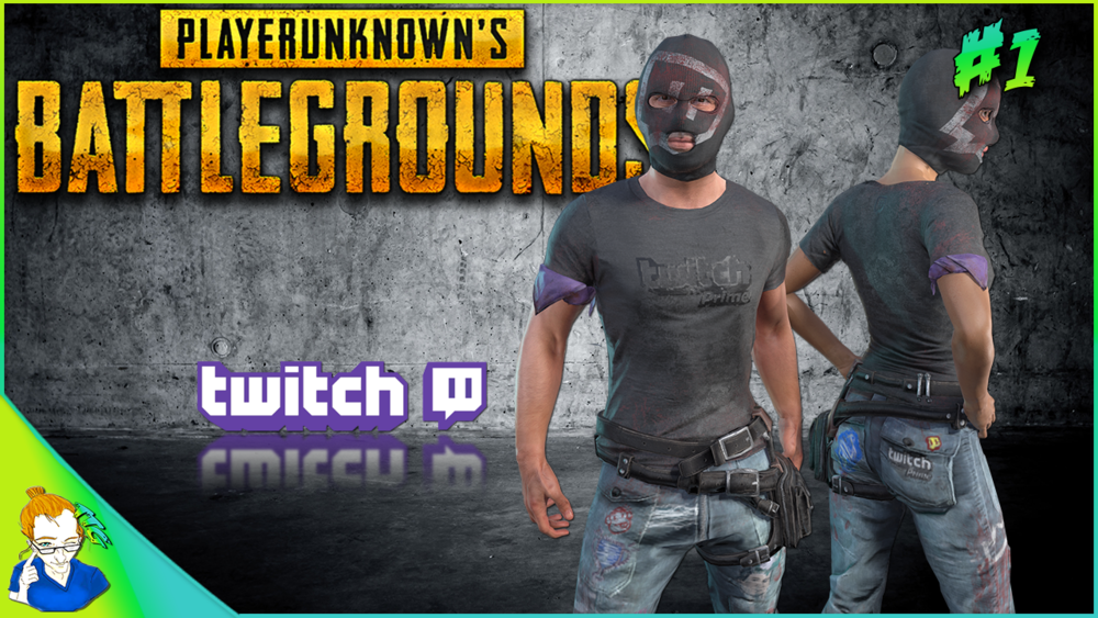 PLAYERUNKNOWN'S BATTLEGROUND Thumbnail #1.png