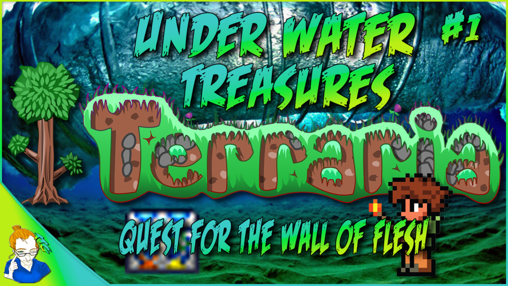 Terraria - Quest for the Wall of Flesh Thumbnail #1.png